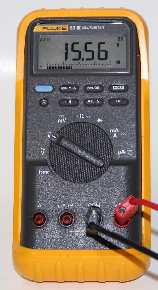 Fluke 83 Iii Multimeter