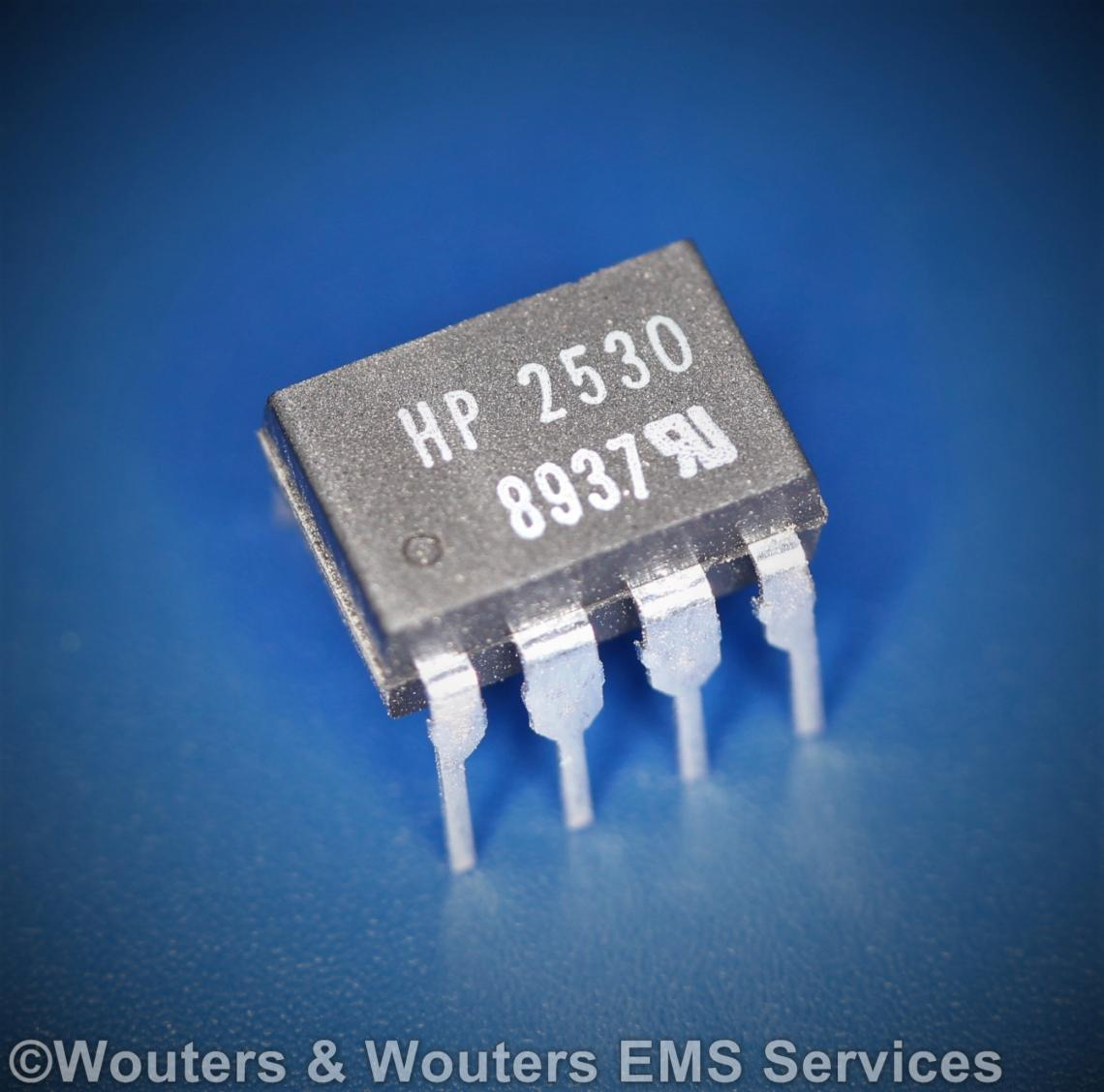 HPCL-2530 Dual Channel, High Speed Optocoupler