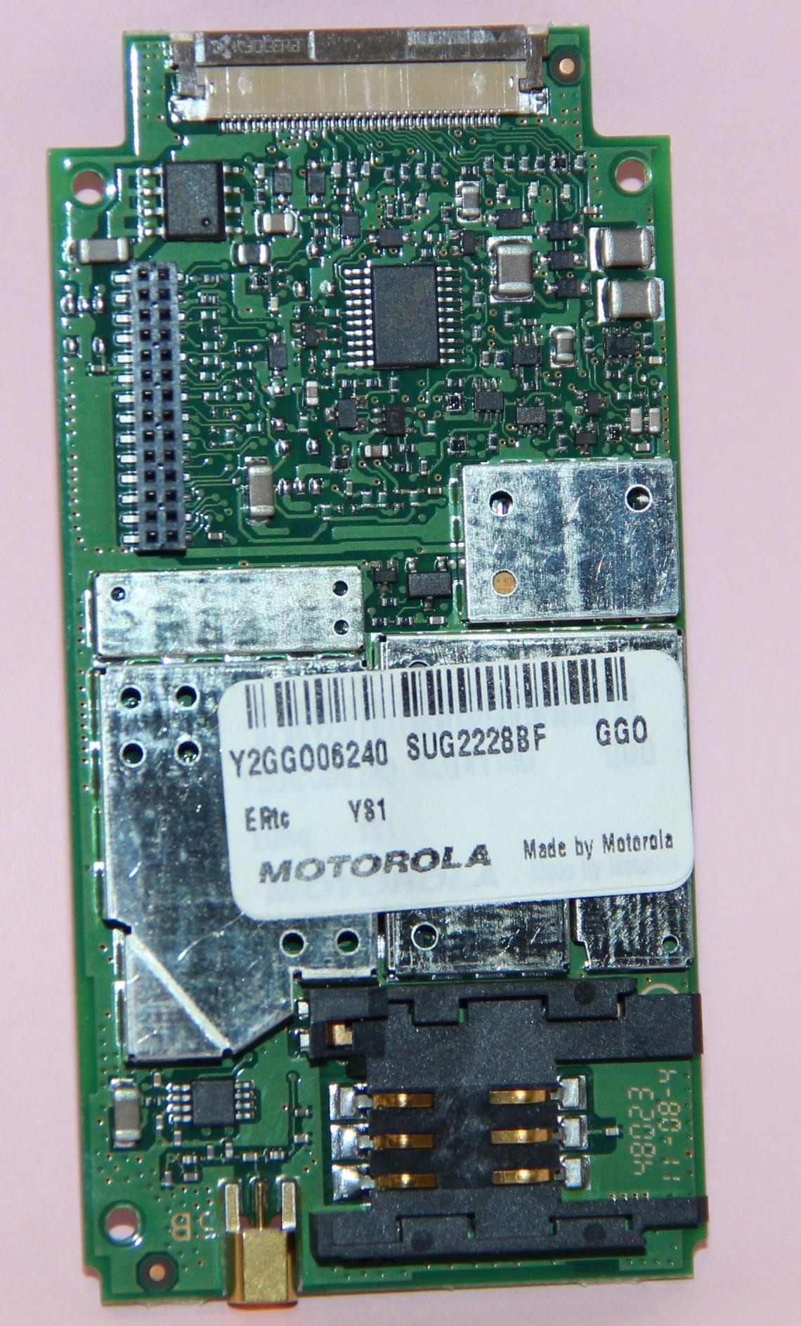 Motorola g18 GSM 900/1800/1900 Data Module Type MT3-411A21