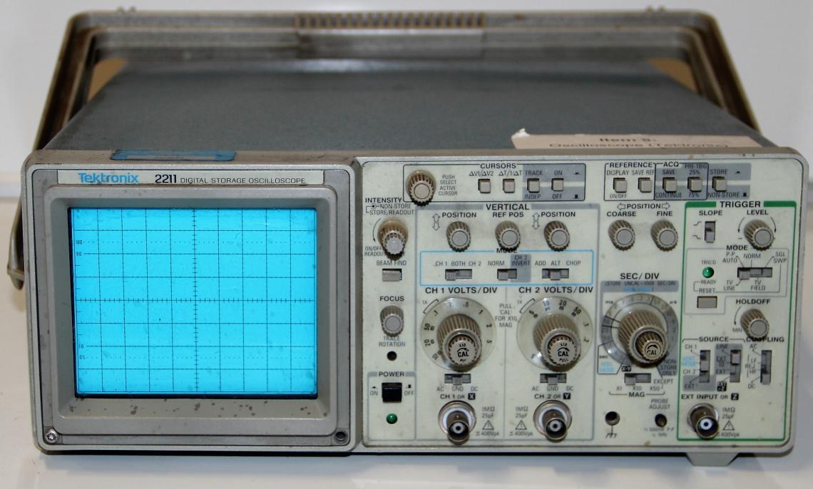tektronix 2211 50mhz digital storage oscilloscope rh woutersenwouters be Tektronix Oscilloscope tektronix 2211 oscilloscope manual