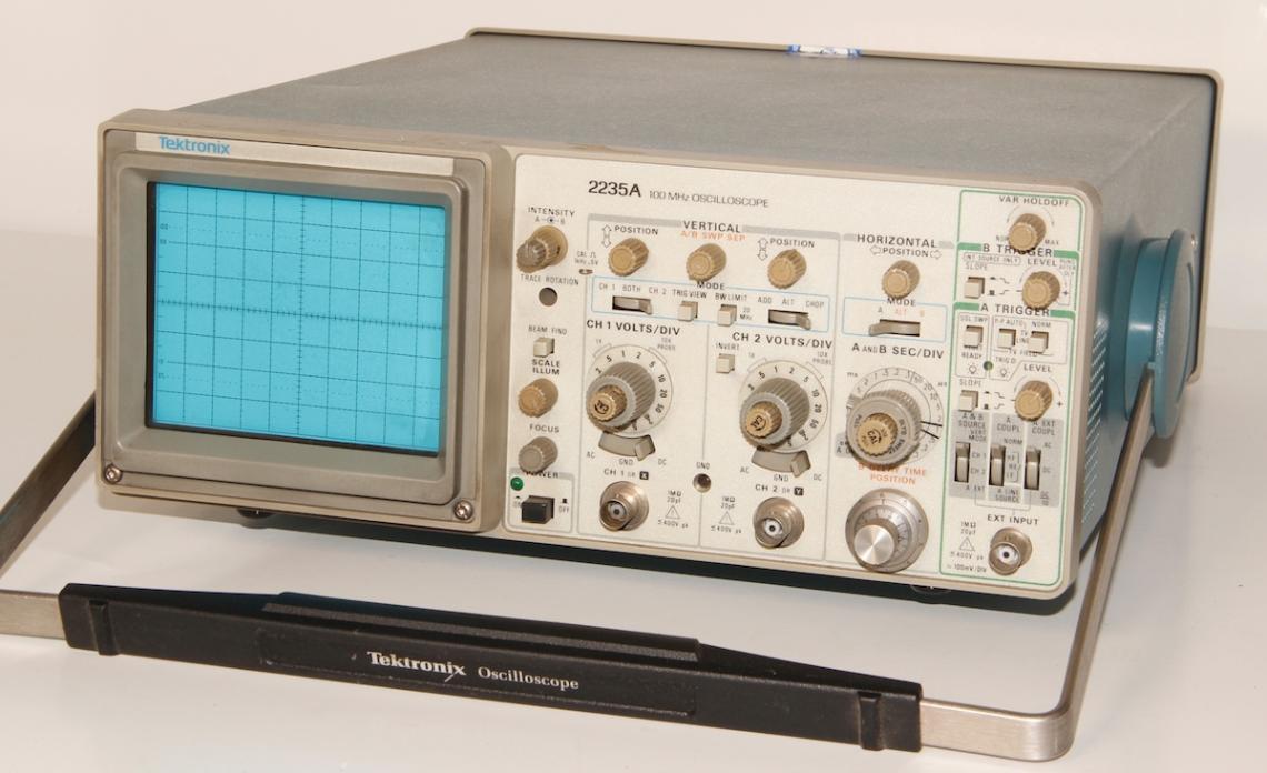 Tektronix 2235a Oscilloscope 100 Mhz